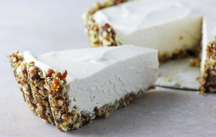 lime-vanilla-vegan-cheesecake
