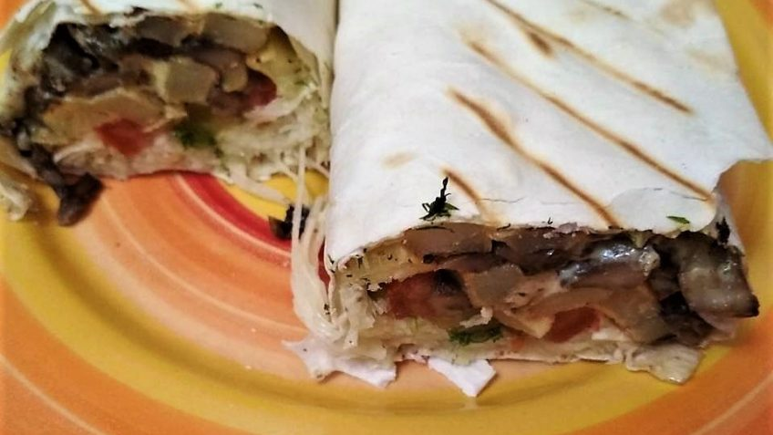 recipes-vegan kebab