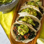 vegan recipes Lentil-Tacos-with-Mango-Guacamole
