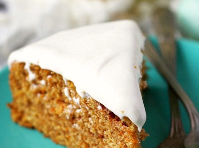 VEGAN RECIPE dairy-free-carrot-cake