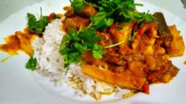 VEGAN RECIPE CURRY BY INDIAN FOOD