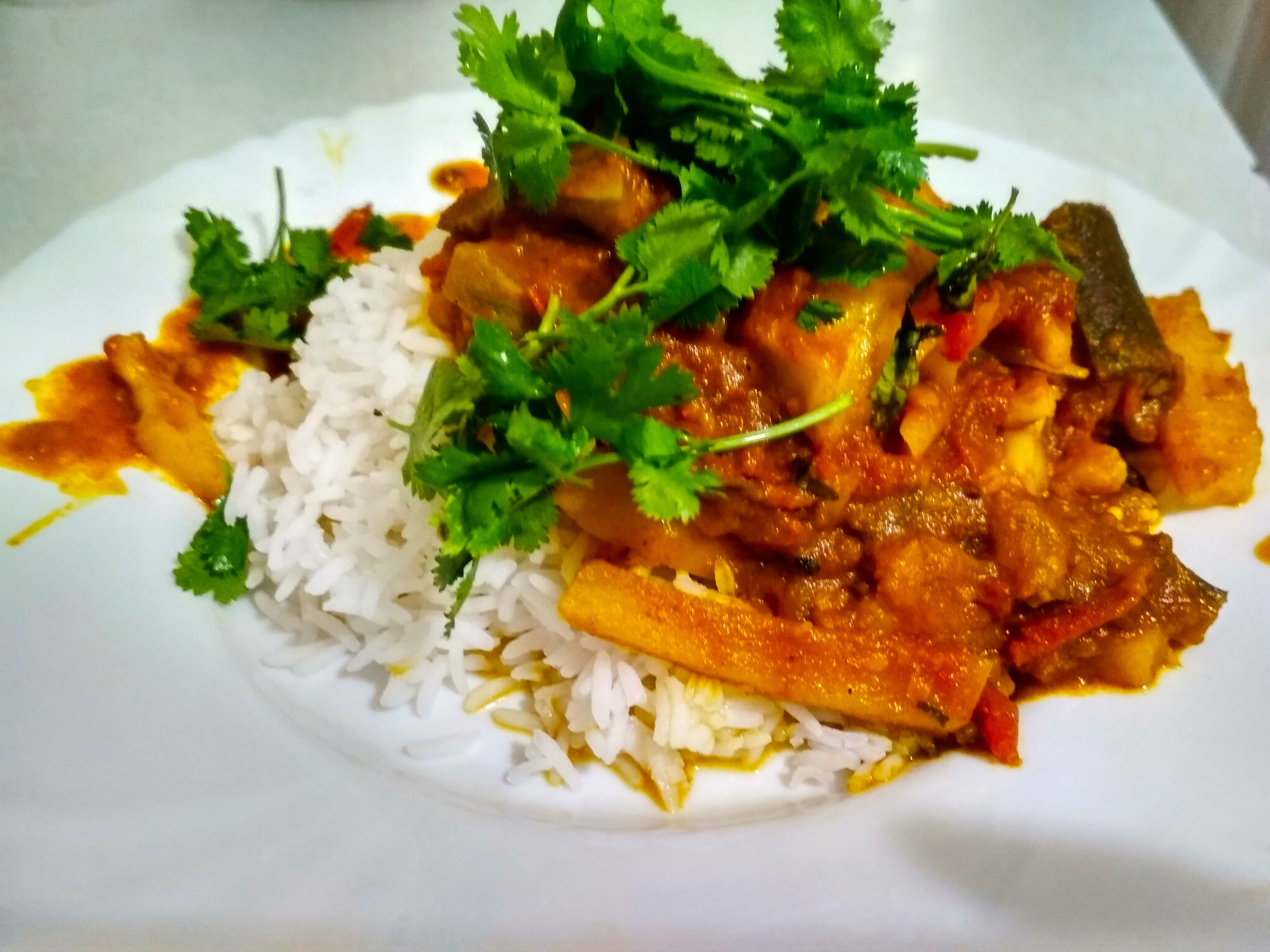 Vegan delicious recipe curry by indian food forumfinder Images