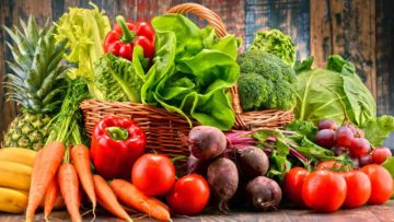 Veggies Fruits shoping list